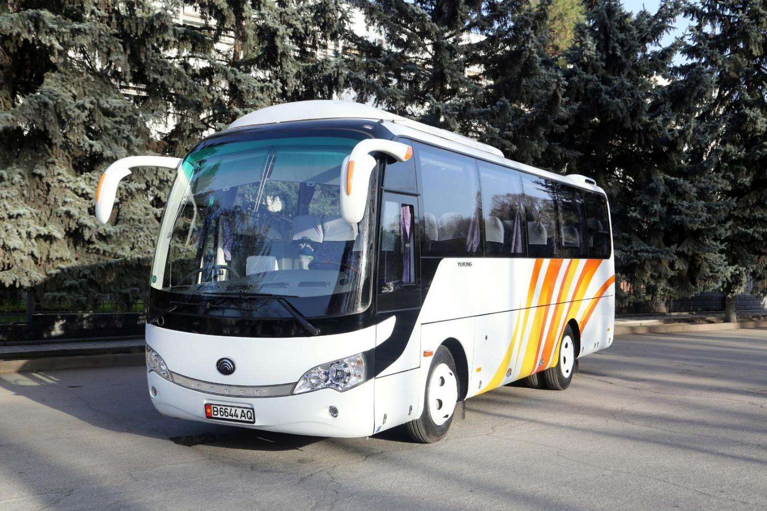 Travel Midi-Bus YUTONG