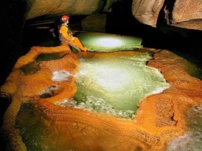 Длиннейшие пещеры мира