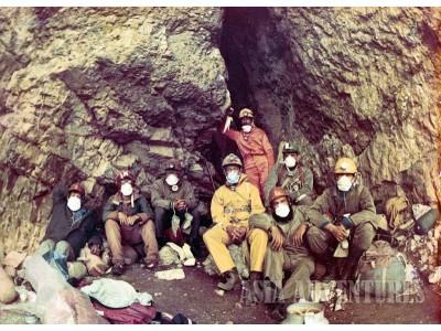 Ledopadnaya cave