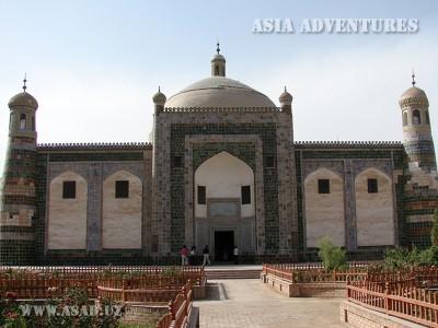 History of Kashgar