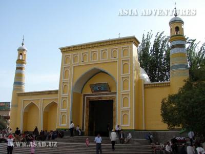 Кашгар (Каши)