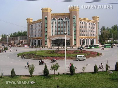 Кашгар, Каши, Китайский Синьзянь
