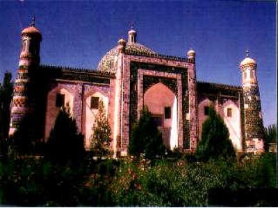 Mahmud Kashgari Tomb, China Xinjiang