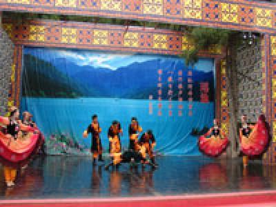 Тянь-Ши Небесное Озеро