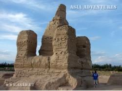Jiaohe settlement