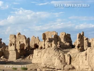 Settlement Gaochang