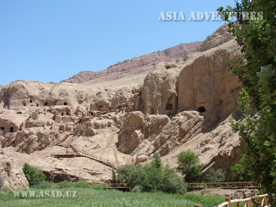 Bezeklik Thousand Buddha Caves