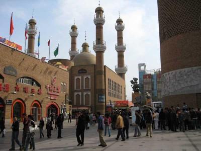 Urumchi China Xinjiang
