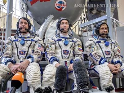 музей космонавты Байконура