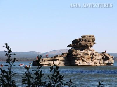Озеро на Боровое