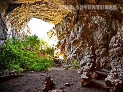 Пещеры Казахстана
