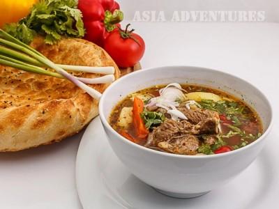 Shurpa, National cuisine of Kazakhstan