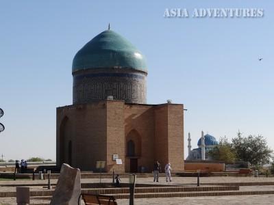 Город Туркестан Ясы
