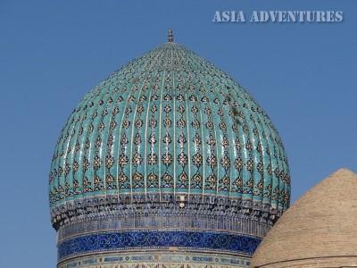 Turkestan city Yasy