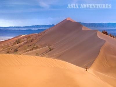 Reserves of Kazakhstan