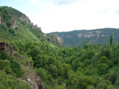 Valley of Arslanbob, Kyrgyzstan