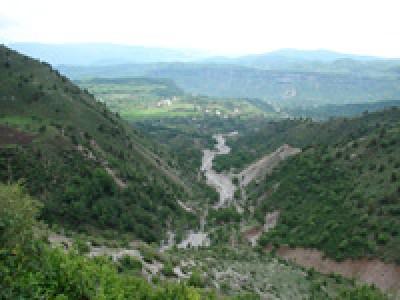 Долина Арсланбоба, Киргизстан