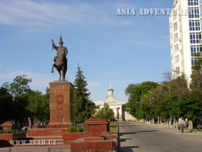 Нарынская область, Киргизия
