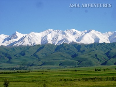 Кыргызкие вершины