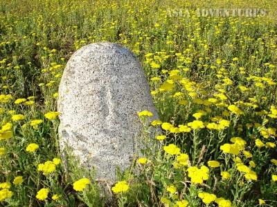 Сад Камней Кыргызстан