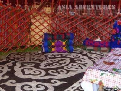 Декоративно — прикладное искусство Кыргызстана
