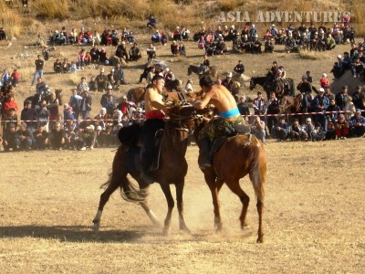 National games and entertainments play of Kyrgyz