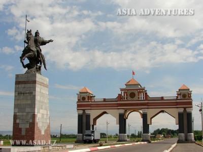 Ворота Джалалабада, Киргизстан