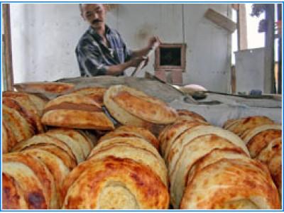 Только что испеченные лепешки (хлеб)