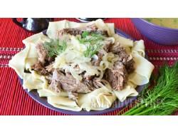 Киргизская национальная кухня