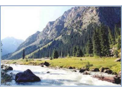 Озеро Сары-Челек, Киргизия