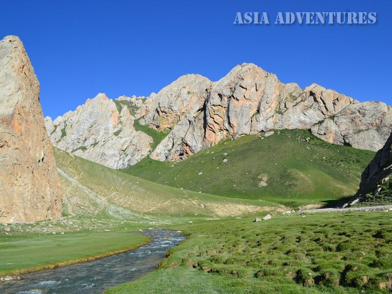 Awesome Tash Rabat  Kyrgyzstans Ancient Silk Road Caravanserei