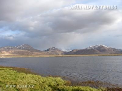 Озёра Яшилькуль и Булункуль