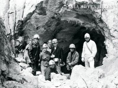 Пещеры Таджикистана