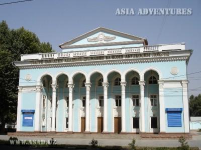 Драматический театр, Душанбе