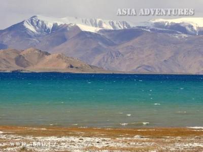 озеро, горный Бадахшан, Таджикистан
