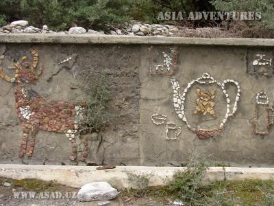 Ishkashim settlement - Tajikistan