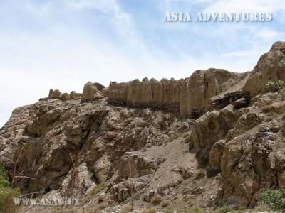 Поселок Ишкашим - Таджикистан