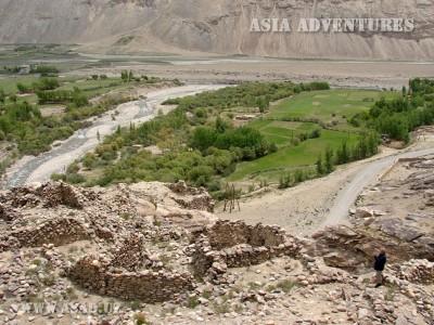 Поселок Ишкашим,  Таджикистан