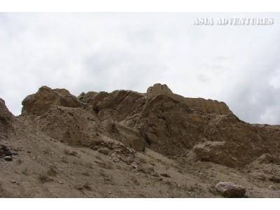 Крепость Каахка, Таджикистан