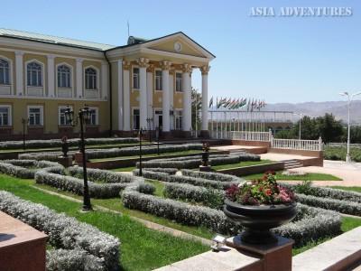 Ходжент, Таджикистан