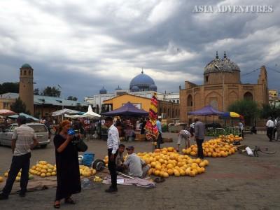 Базар, Ходжент, Таджикистан