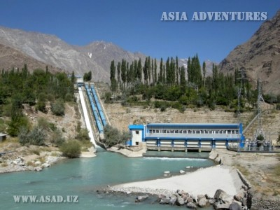 Хорог, Таджикистан