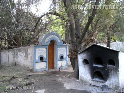 Святилище в Лянгаре