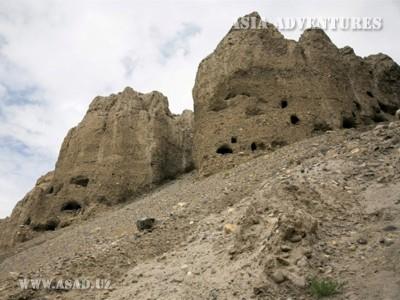 Пещеры-кельи Вранга