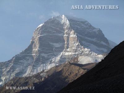 Пик Энгельса (6510м.) (Юго-Западный Памир, Таджикистан)