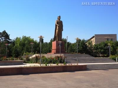 Pendjikent, Tajikistan