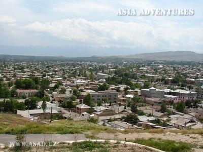 Istravshan, Ura-Tyube, Tajikistan