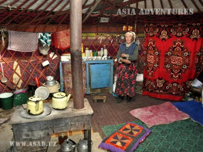 Life and culture of Vakhany