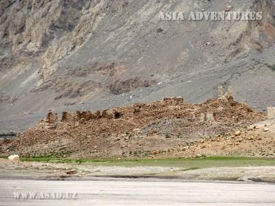 Поселок Вранг, Таджикистан