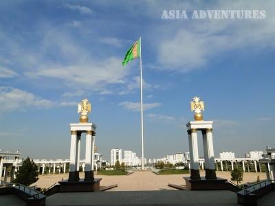 Ashkhabad - Turkmenistan